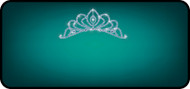 Love My Crown Aqua
