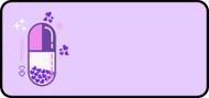 Capsule Purple