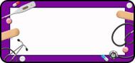 Health Tools Purple