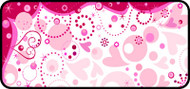 Beads of Love Pink