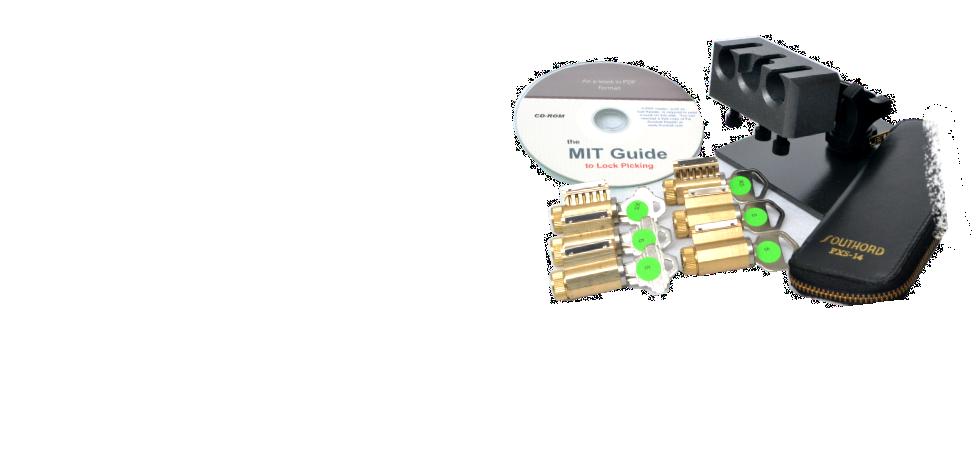 YouTube Lock Picking Practice Kit
