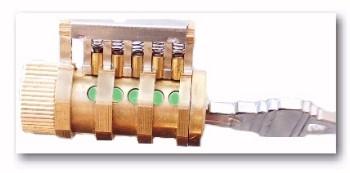 PCYXRDC Double Cutaway Practice Lock