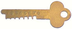 TUBULAR KEY DECODER TOOL SO-TD
