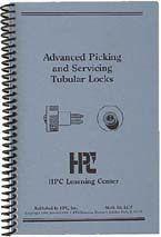 Advanced Picking and Servicing of Tubular Locks - HPC book