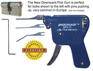 Downward Striking BPG-15 Pick Gun - Brockhage