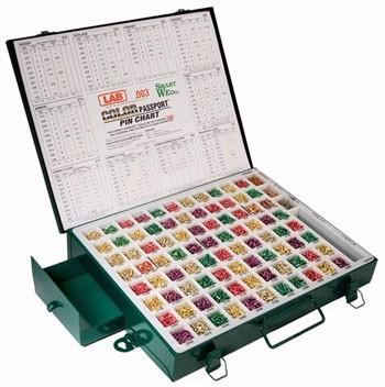 LSW005 Universal Rekeying Kit   LAB