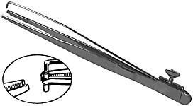 Top Loader Lock Rekeying Pin Tweezer - TPT-5 | HPC