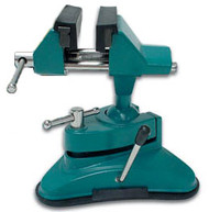Vacuum Vise for Locksmiths