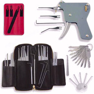 Lock Picking Combo Set 4 - Five prized pick set items at a savings