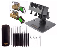 EZ Rekey-YouTube Lock Picking Practice Kit, A HOTTEST SELLER on LockPickersMall.com