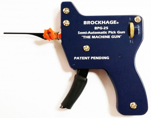 Brockhage BPG-25 Semi Automatic Pick Gun