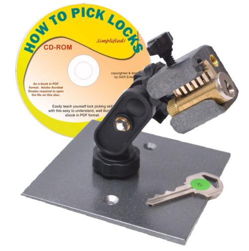 Cyclops-Plus Kit, For Lock Picking Practice