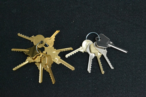Bump Key Mega Assortment - 13 keys in all