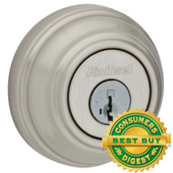Virtually Bump Proof Kwikset 980 Deadbolt