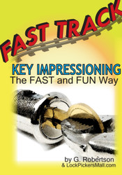 Fast Track Key Impressioning Kindle Book - Available at Amazon