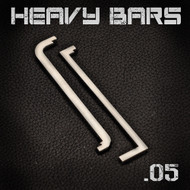 "Set of 2 Heavy Bars - .05"" thick tension wrenches from Sparrows"