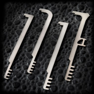 4-Piece Comb Bar Set from Sparrows