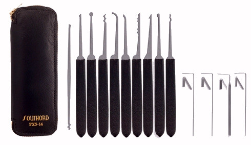 PXS-14 PICK SET, SOUTHORD