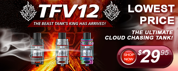 ECBlend Flavors TFV12 Beast Tank King