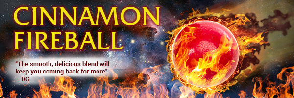 Cinnamon Fireball E-Liquid by ECBlend Flavors