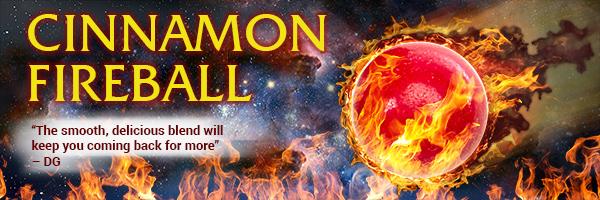 Cinnamon Fireball E-Liquid by ECBlend Flavors