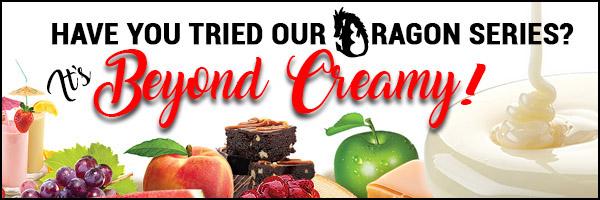 Dragon Series E-Liquid by ECBlend - It's Beyond Creamy!