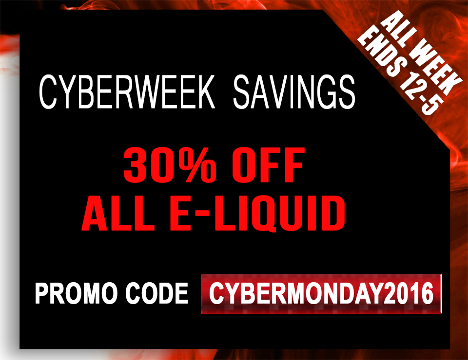 ECBlend Cyber Monday All Week Long