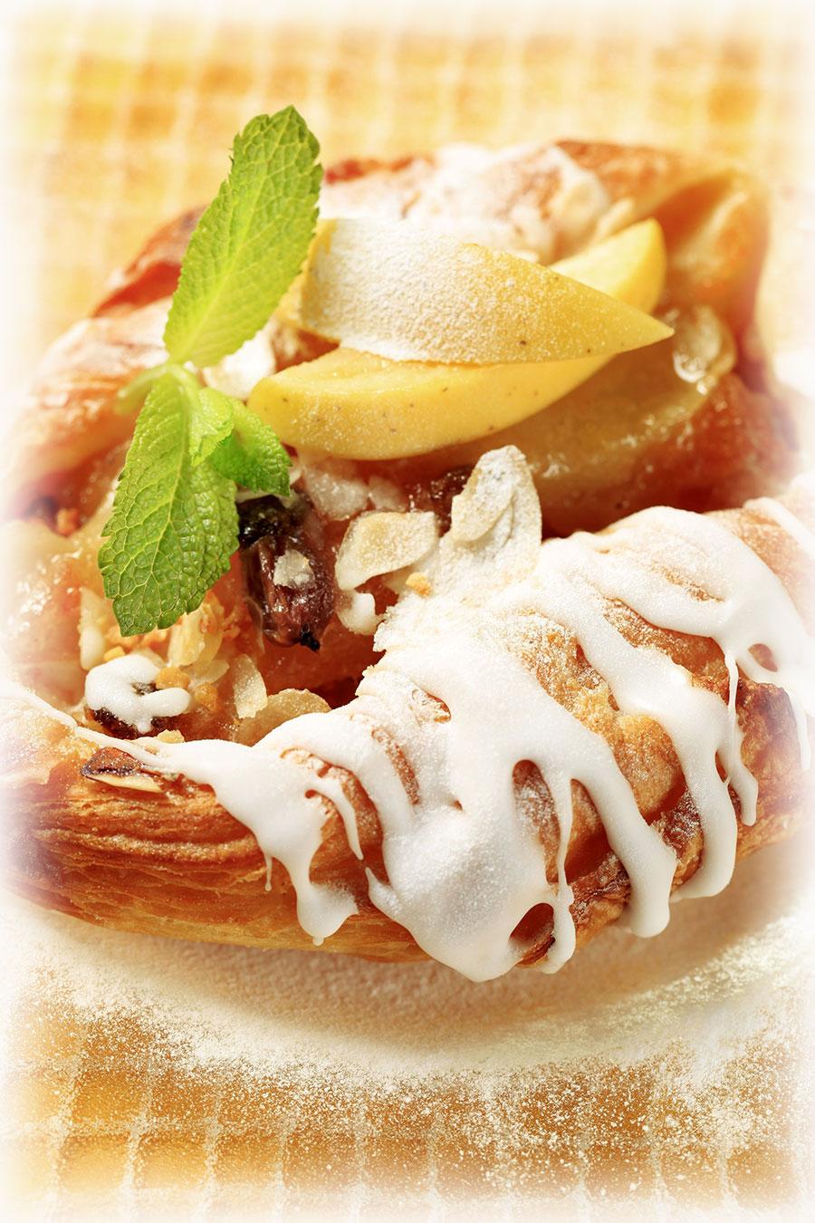 Cinnamon Danish Apple Pie - ECBlend eLiquid Flavor