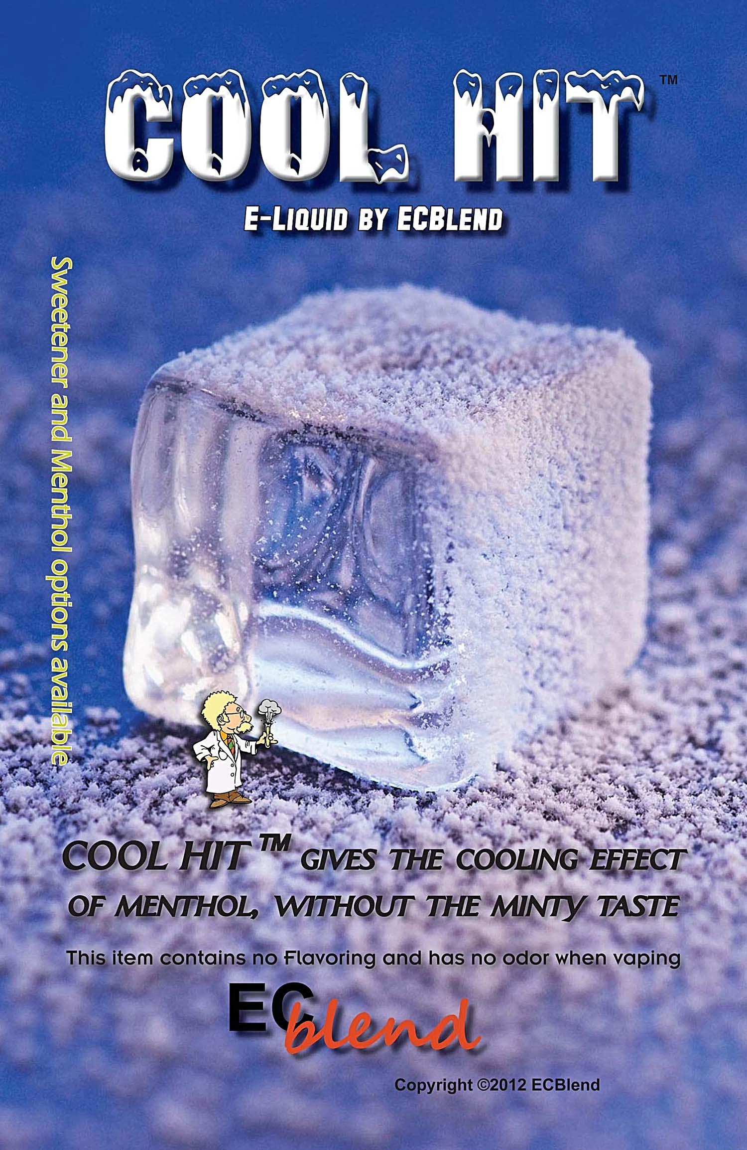 Cool Hit Eliquid by ECblend