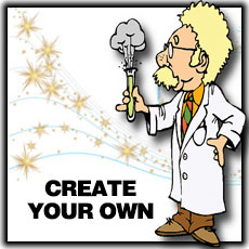 ECBlend Create Your Own E-Liquid Wizard - Premium Blend E-Liquid
