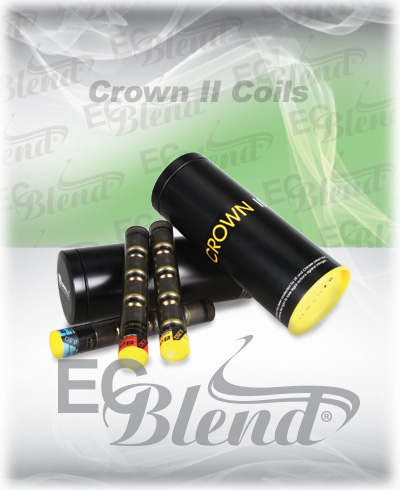 Clearomizer Replacement Head - Uwell - Crown II Coils at ECBlend Flavors