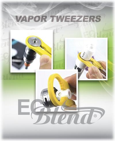 Vapor Tweezers at ECBlend Flavors