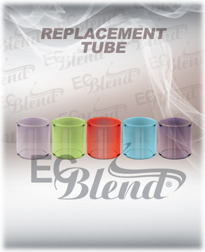 Mini Super Tank Replacement Tubes at ECBlend Flavors