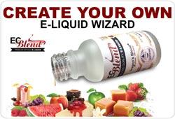 ECBlend E-Liquid Flavors