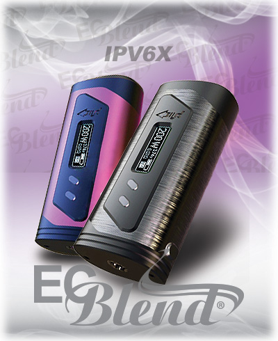 Pioneer4You - IPV6X - 200W Box Mod  at ECBlend Flavors