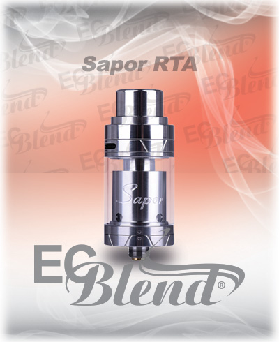 Wotofo Sapor RTA at ECBlend Flavors
