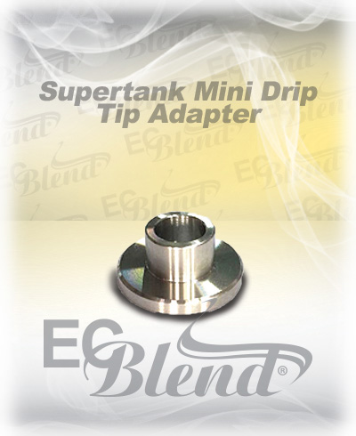 Adapter - Tobeco - Super Tank Mini Drip Tip Adapter at ECBlend Flavors