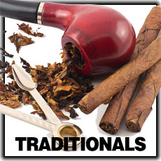ECBlend Traditional Tobacco Flavors Premium Blend E-Liquid