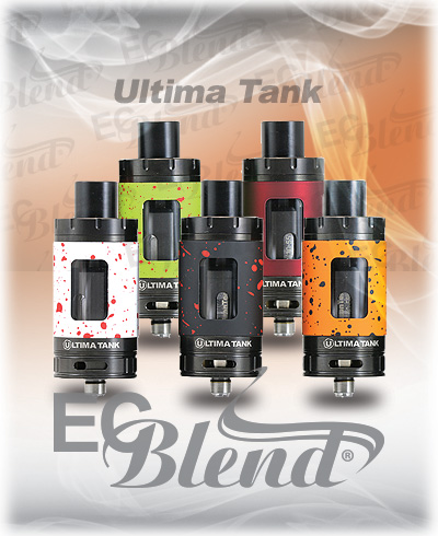 Clearomizer - Horizon - Ultima Tank - 4.5mL Capacity at ECBlend Flavors