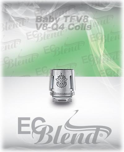 TFV8 Baby Beast V8-X4 Coils