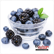 Black and Blue Berry E-Liquid at ECBlend Flavors
