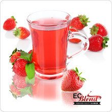 Strawberry Sweet Tea at ECBlend Flavors