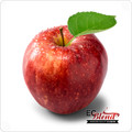 All Natural and Organic Red Apple 100% VG E-Liquid at ECBlend Flavors