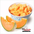 All Natural and Organic Cantaloupe 100% VG E-liquid at ECBlend Flavors