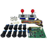 60-In-1 JAMMA Arcade Parts Bundle #1