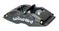 Pantera 4 Piston Superlite Caliper - Black