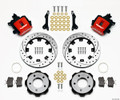 Combination Parking Brake Caliper Rear Brake Kit