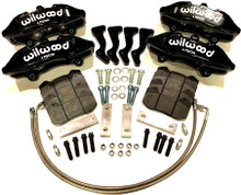 Pantera Caliper Upgrade Kit for stock rotors-6 Piston