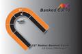 "AFX Racing Track 12"" Radius Banked Curve"