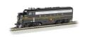 Pennsylvania F7A DCC Sound Diesel Locomotive